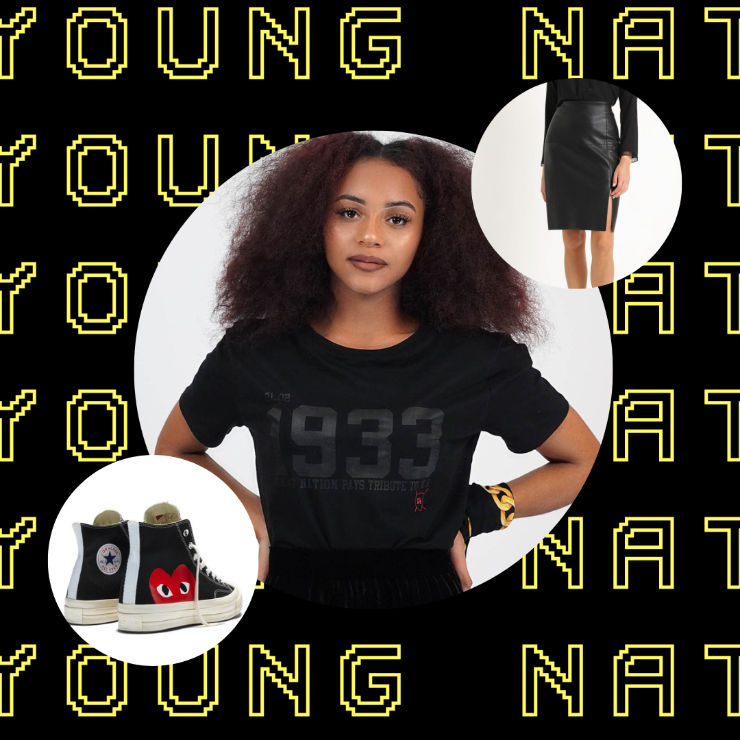 Get the look - Young Nation 1