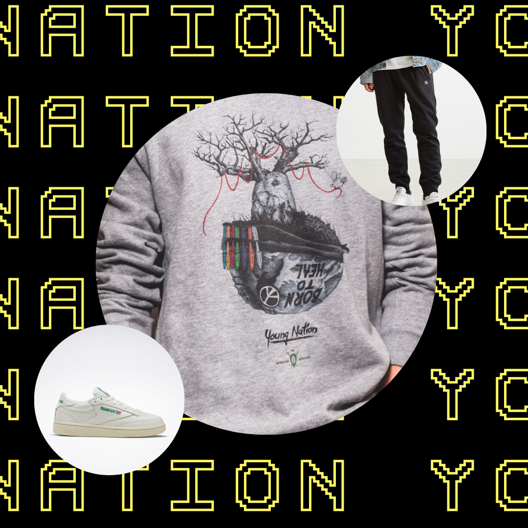 Get the look - Young Nation 4