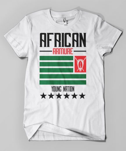T-shirt Flag - Young Nation